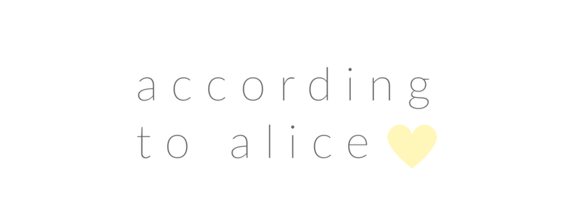 According to Alice